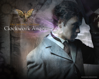 """News: Divulgada capa do livro """"Anjo Mecanico"""" de Cassandra Clare. 19"""