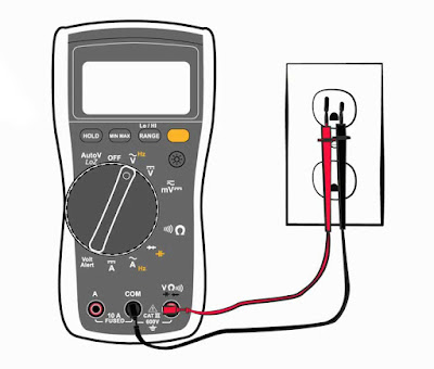 Instalaciones eléctricas residenciales - uso del multímetro