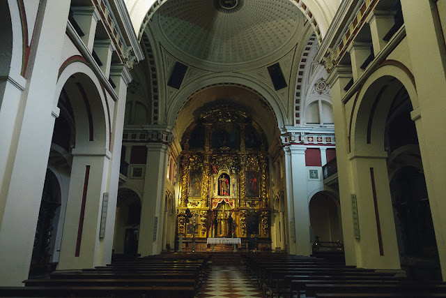 サントス・フアネス教会(Iglesia de los Santos Juanes)