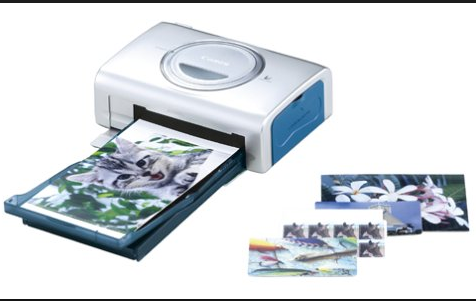 Printer Canon CP-200 Card Photo