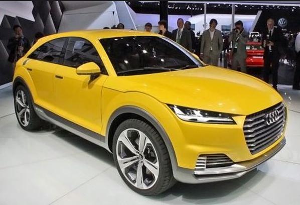 2018 Audi TTQ Requirements Design
