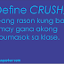 Love Quotes Tagalog for Crush