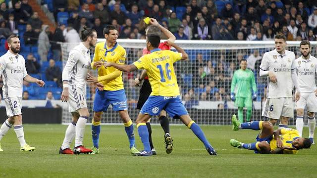 Las Palmas vs Real Madrid