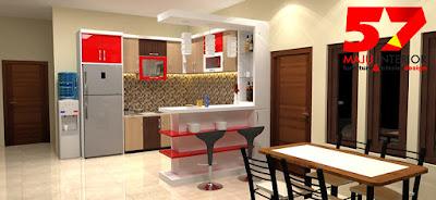 kitchen set di tulungagung