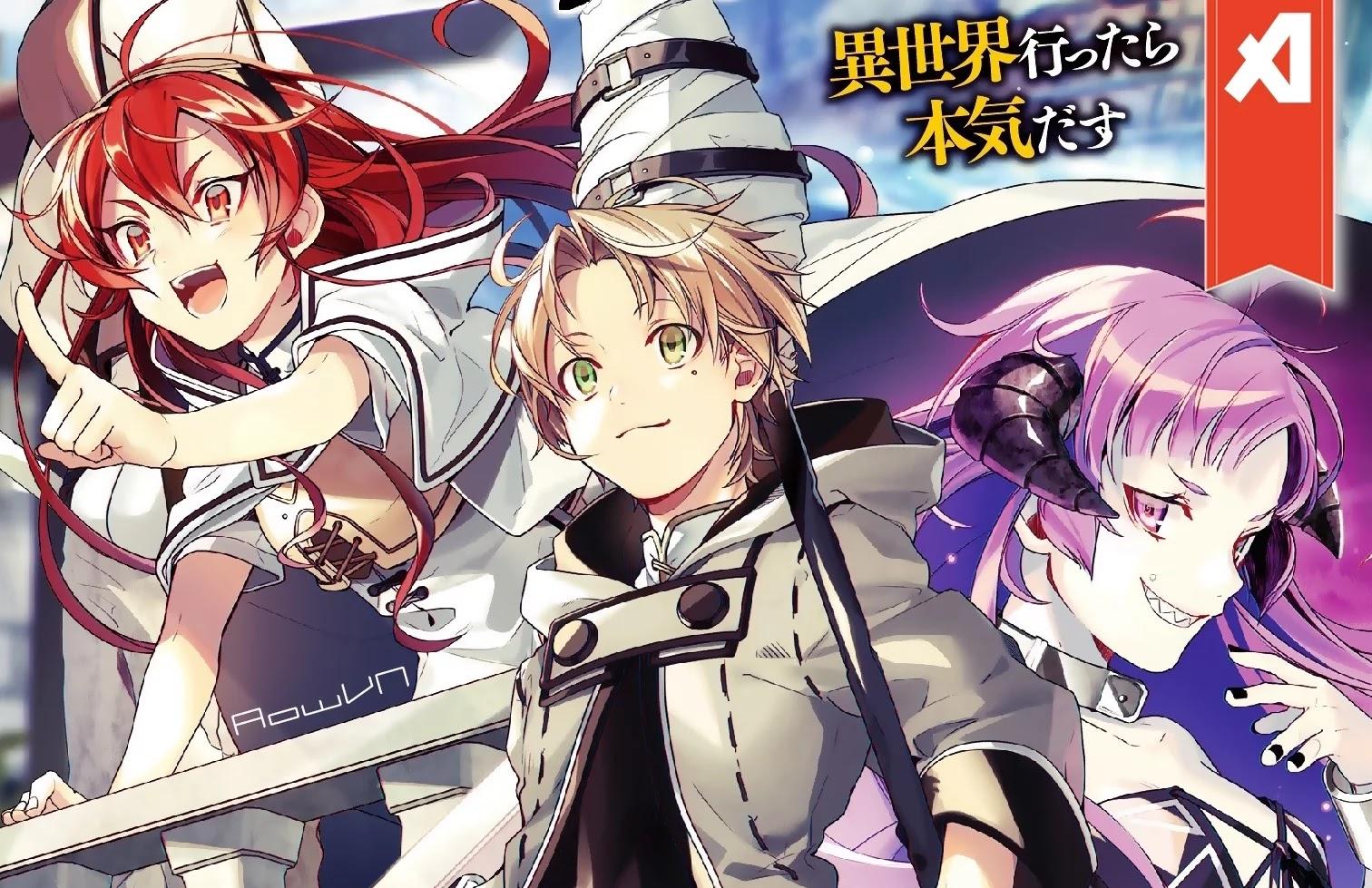 isekai aowvn - Mushoku Tensei - Isekai Ittara Honki Dasu | Manga Online - Hấp Dẫn