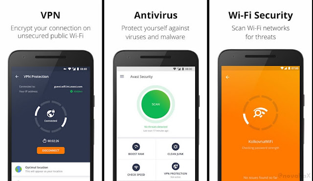 Avast mobile security pro apk download