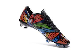 Nike Mercurial (sin caña) 7a4a05ea3a3cd