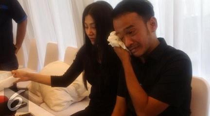 Komplikasi Penyakit, Ayah Ruben Onsu Meninggal