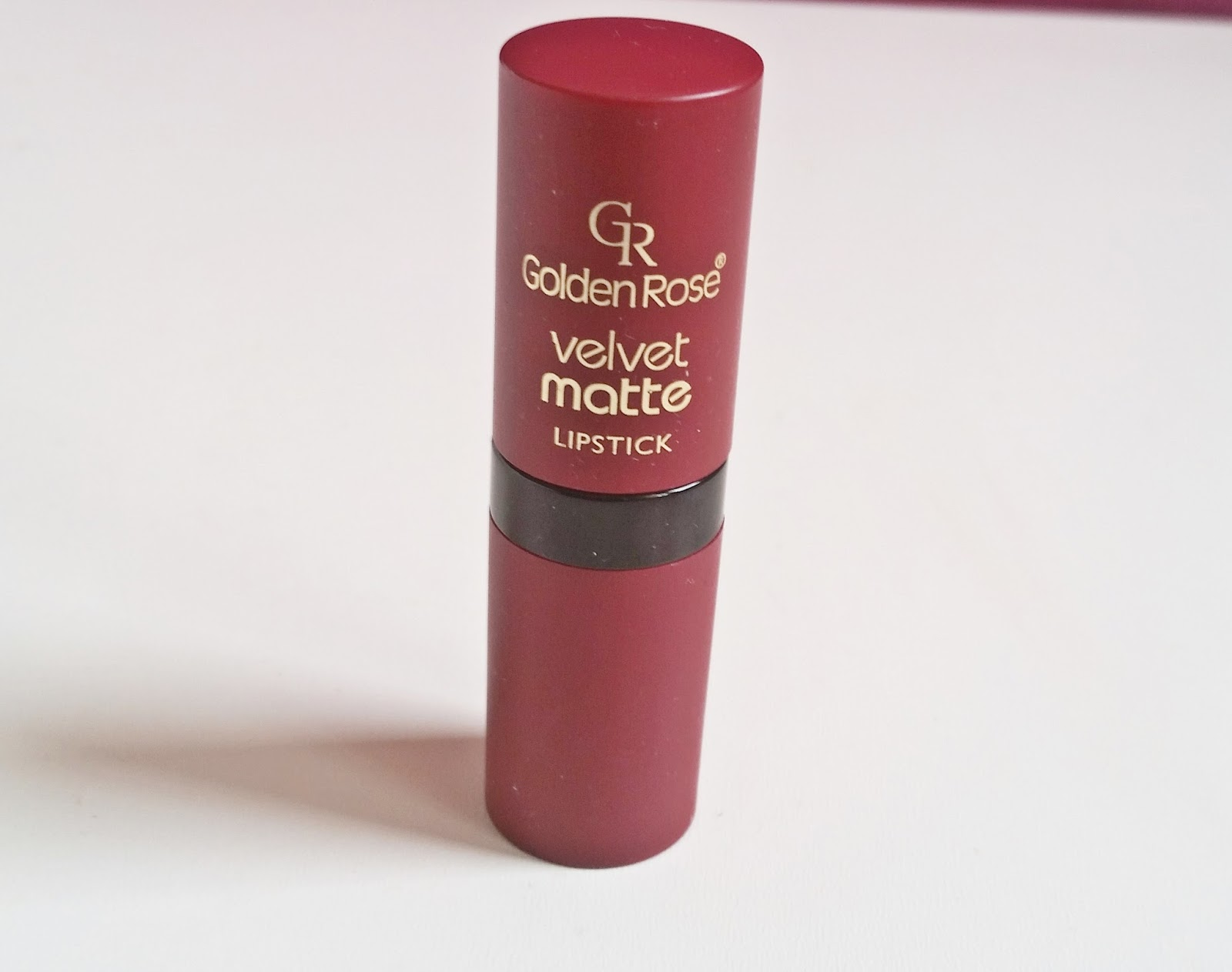 Sedef Ile Moda Makyaj Golden Rose Velvet Matte Ruj 02