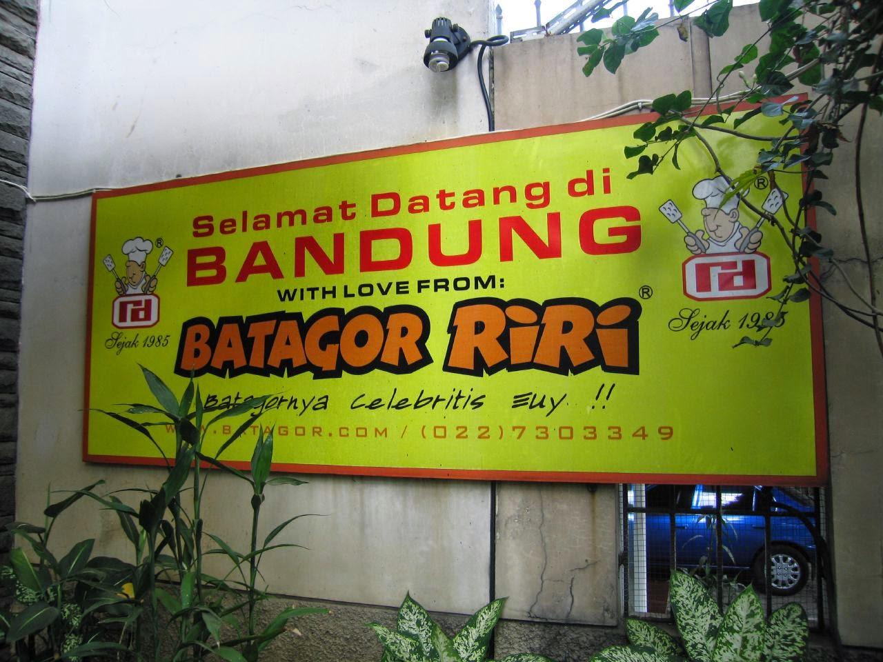 Batagor Riri Bandung