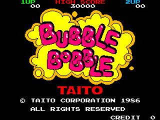 Download Bubble Bobble Game For PC