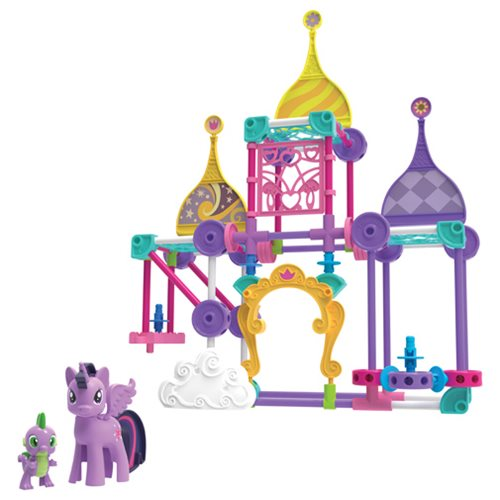 K'NEX My Little Pony Canterlot Adventure Building Set