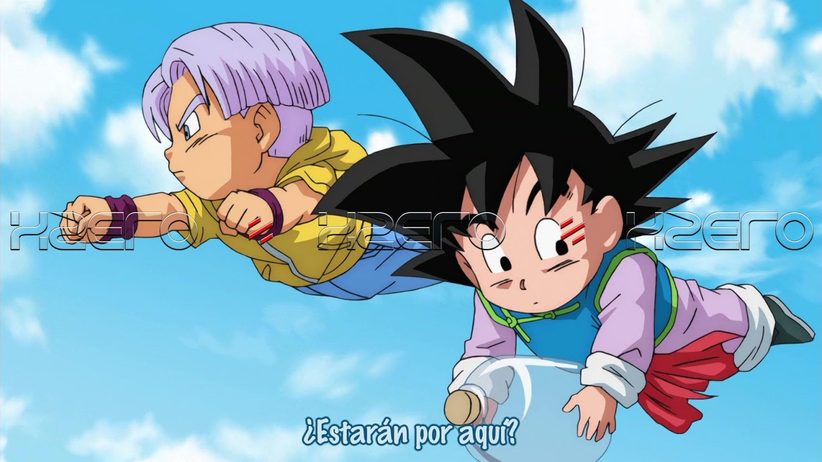 Capturas de Dragon Ball Super