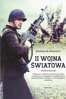 II wojna światowa. Kompendium - Bogusław Brodecki