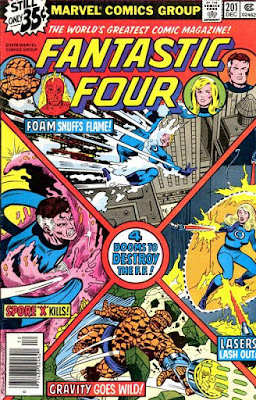 Fantastic Four #201
