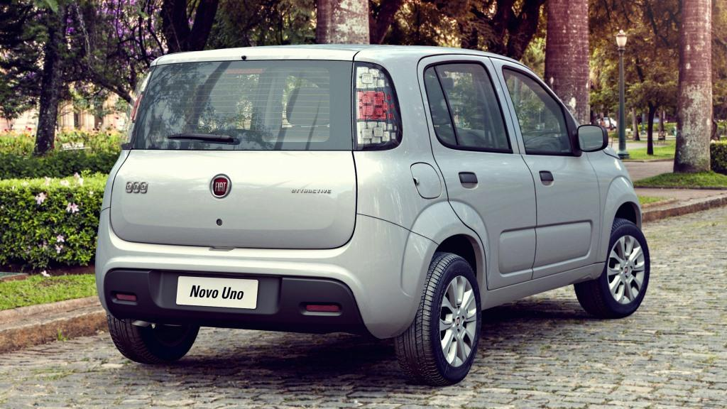 Lanzamiento fiat uno attractive 1 4 autoblog uruguay for Fiat idea attractive 2015 precio