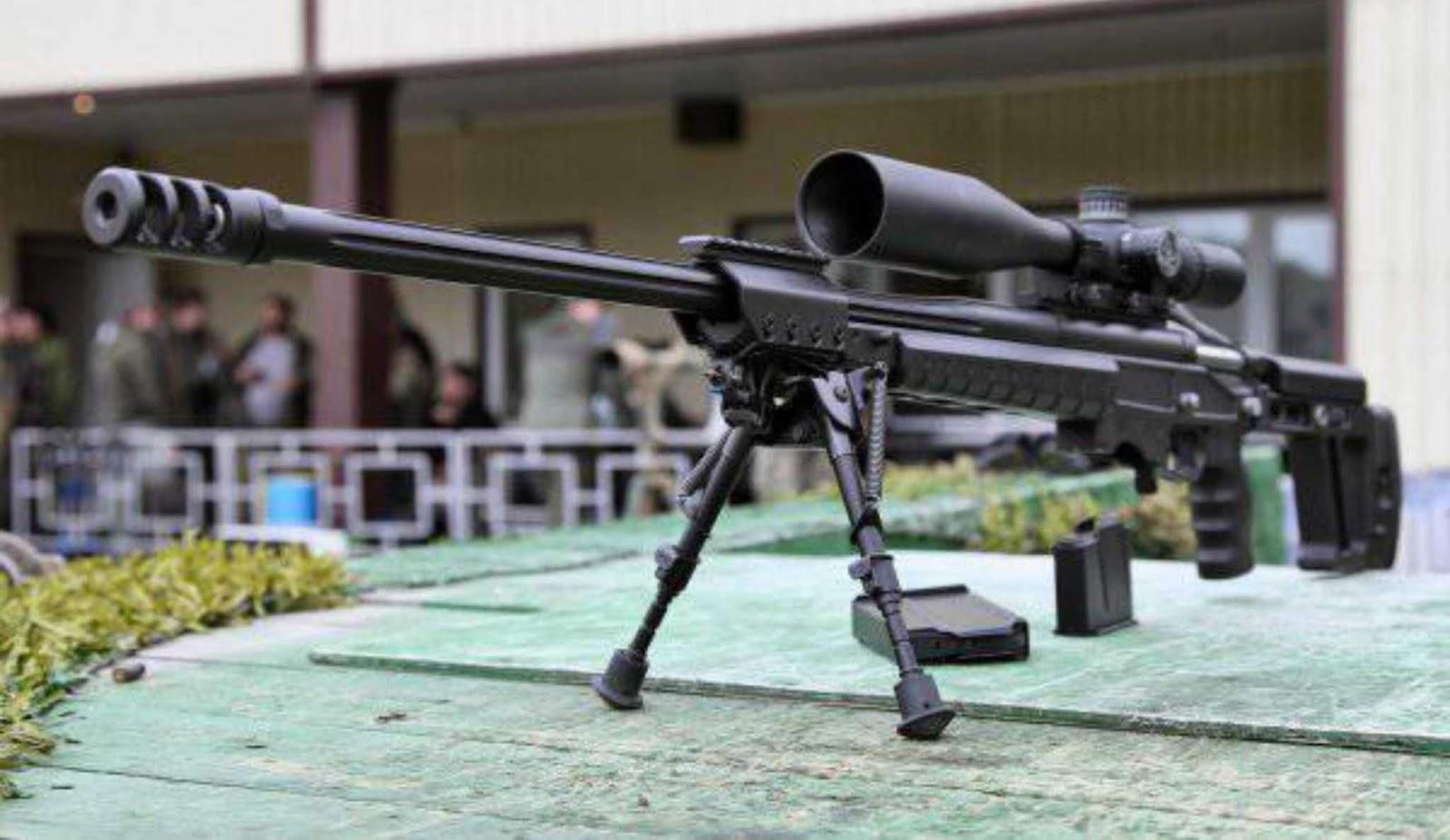 Mimpi penembak jitu: mengapa perlu amunisi hipersonik