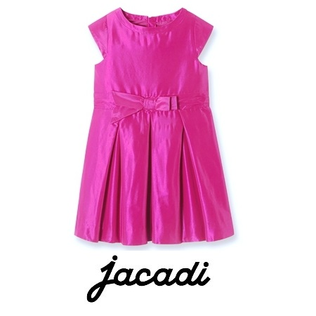 JACADI Pleated Dress