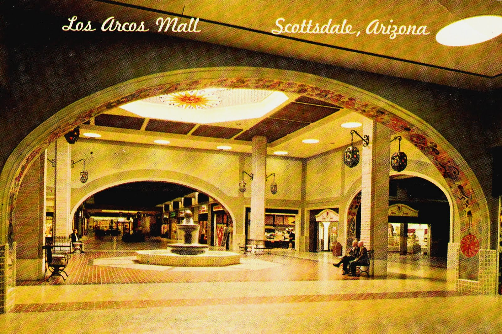 "Malls In Ct >> David Cobb Craig: Selections From My Collection of 1960s Mall Post Cards: ""Waiting for Godot"" Series"