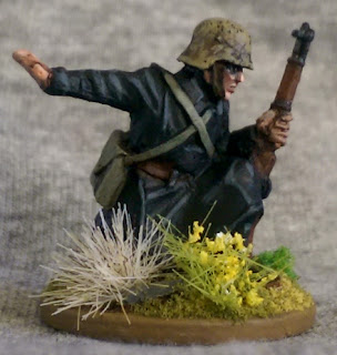 28mm Polish NCO Gorgon Studios