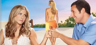 Jennifer Aniston e Adam Sandler