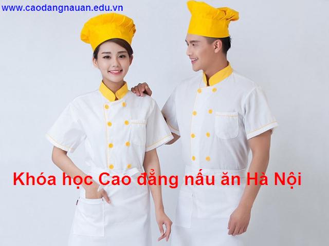 Khóa học Cao đẳng nấu ăn Hà Nội