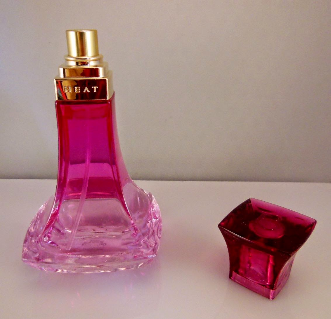 Product Review Beyonce Heat Wild Orchid Eau De Parfum The Beauty
