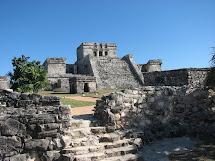 Travel Trip Journey Tulum Quintana Roo Mexico