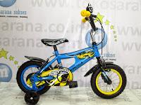 Sepeda Anak Wimcycle Demon BMX 12 Inci