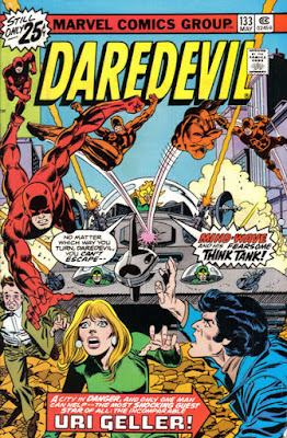 Daredevil #133, Think Tank