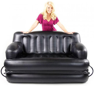 Air sofa cum Bed 5 in 1 in Pakistan