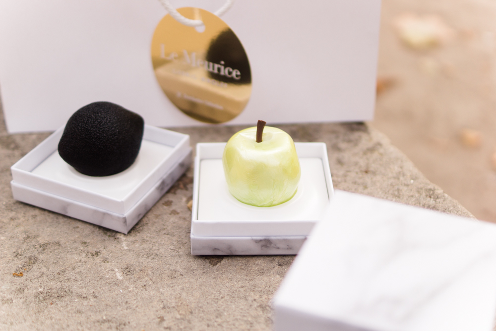 la-meurice-patisserie-cedric-grolet-apple-lemon-review-barely-there-beauty-blog