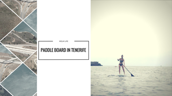 Tenerife Paddle Board