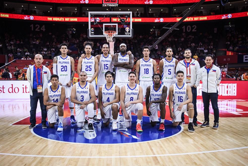 Serbia def. Gilas Pilipinas, 126-67 (REPLAY VIDEO) FIBA World Cup 2019