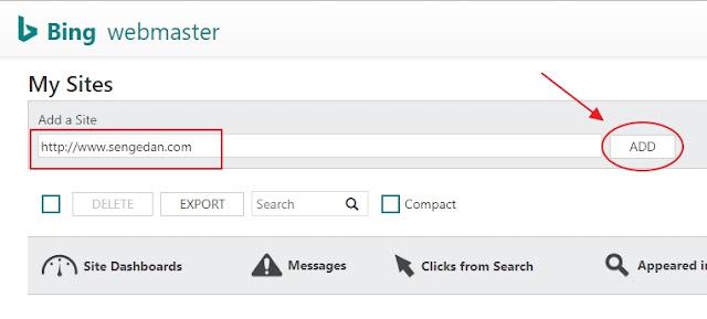 kalau kita membahas mesin pencarian paling banyak digunan dan paling relevan kesudahannya adal Pentingkah Submit ke Webmaster Pencarian Bing
