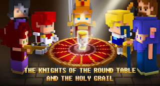 Cube Knight: Battle of Camelot Apk v1.00 (Mod Money) Terbaru