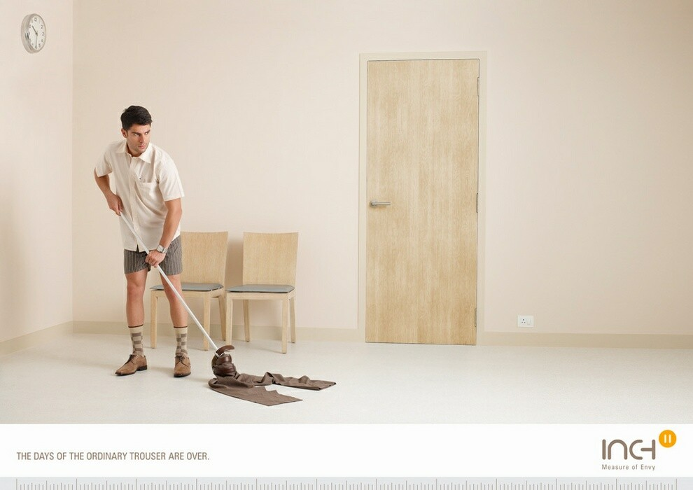 creative advertisement photography