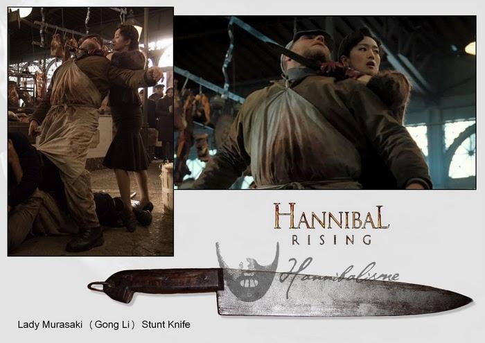 The Hannibal Props Museum: Lady Murasaki ( Gong Li ) Stunt ...