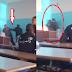 تلميذ عربى يضرب معلمه فى المدرسة لسبب اغرب من الخيال