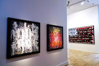 Expo : JonOne, Evolution to Oil - Quand le street art aborde la peinture à l'huile - Galerie Rabouan Moussion - Jusqu'au 24 mai 2014