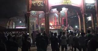 Kerusuhan Tanjung Balai Dipicu Posting Media Sosial
