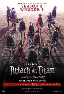 Screening Anime Attack On Titan Season 3 Mendapatkan Penghasilan yang Fantastis!