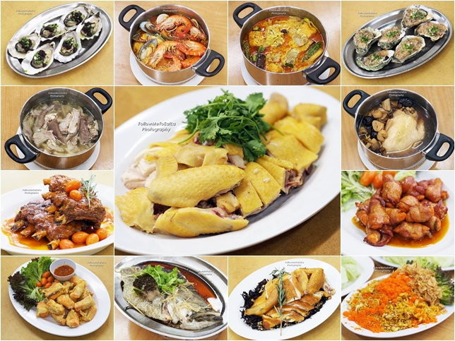 Three Brothers Restaurant For Fresh Seafood Flavours At Section U5 Subang Bestari Shah Alam