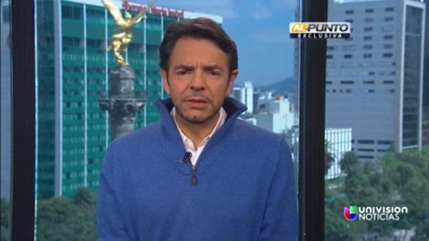 """Eugenio Derbez lanza  petición para IMPLEMENTAR Visa para los """"GRINGOS"""" que quieran entrar a México ¿Yo estoy de acuerdo y tu?"""