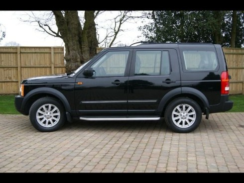 Scorpio Car Wallpapers Free Download Land Rover Discovery 3 Tdv Cool Pictures New Thing In