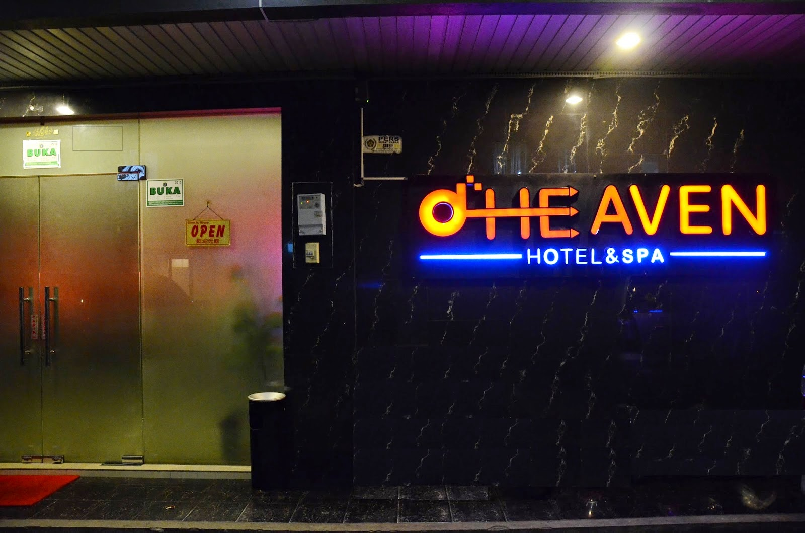 D'Heaven Hotel And Spa | Jakarta100bars Nightlife Reviews