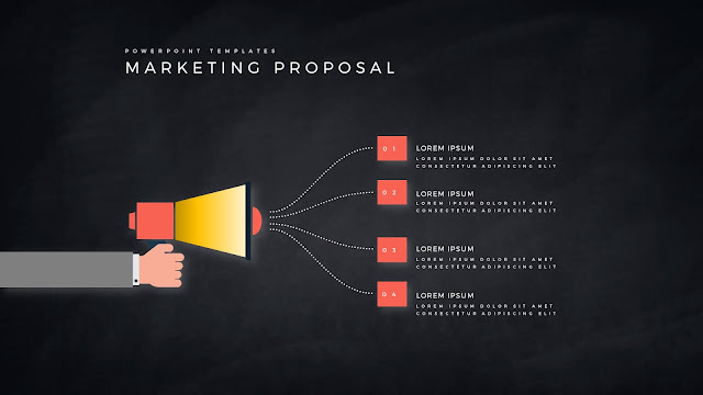 Marketing Proposal using Megaphone for PowerPoint Templates Slide 12
