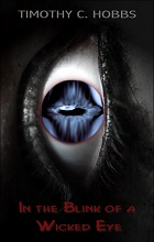 In the Blink of a Wicked Eye by Timothy C. Hobbs book cover