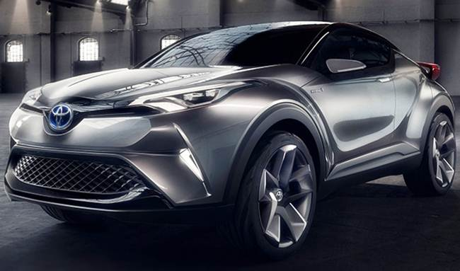 2018 toyota chr redesign 2018 toyota chr review with a