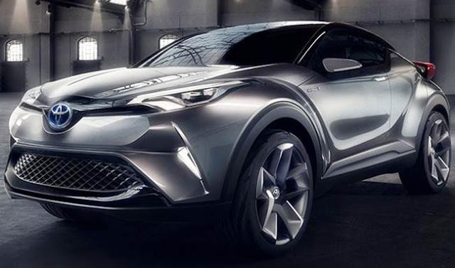 2018 Toyota CHR Redesign